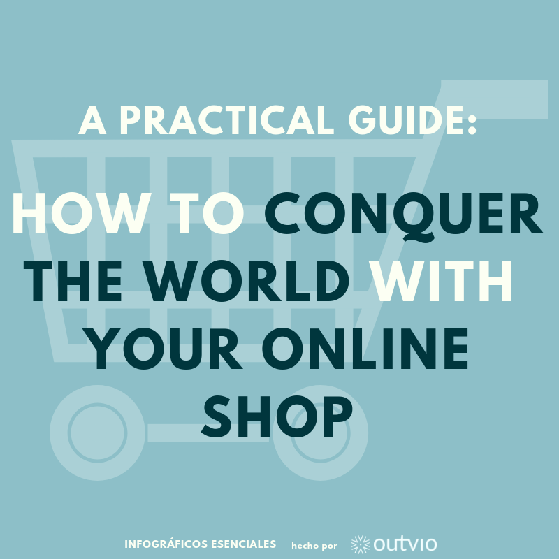 8 step guide: How to conquer the world with your online shop