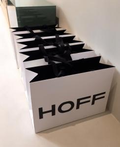 bolsas de the hoff brand packaging personalizado delivery packaging ecommerce
