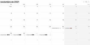 calendario Black Friday y Cyber Monday en España