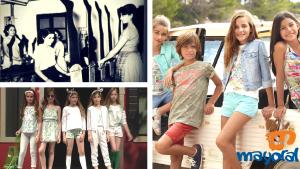 Tienda online española de ropa para niños.
